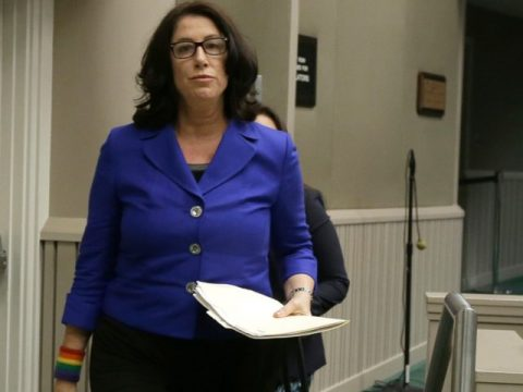 Christine Pelosi. Seriously, Can't We Do Better? (AP Photo/Rich Pedroncelli)